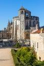 Convento de Christo Monastery, Tomar, Portugal Stock Photo