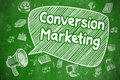 Conversion Marketing - Business Concept.