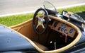 Convertible Classic Sports Car