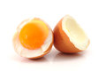 Cooked egg Royalty Free Stock Photo
