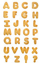 Cookie Alphabet