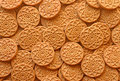Cookie background Stock Image