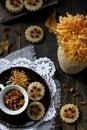 Cookies Lizenzfreie Stockbilder