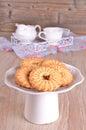 Cookies Lizenzfreies Stockfoto