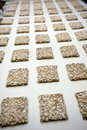Cookies factory Royalty Free Stock Photo