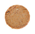Cookies, homemade cookies on background Royalty Free Stock Image