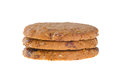 Cookies, homemade cookies on background Royalty Free Stock Photos