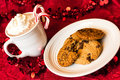 Cookies for Santa Royalty Free Stock Photo