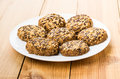 Cookies With Sesame And Sunflo...
