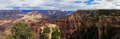 Cool Landscape from South Rim of Grand Canyon, Arizona, United S Royalty Free Stock Photo