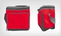 Cooler bag Royalty Free Stock Photo