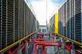 Cooling tower at outdoor in the industrial Stock Images