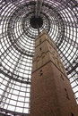 Coop's Shot Tower in Melbourne Central Royalty Free Stock Photo
