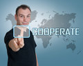 Cooperate Royalty Free Stock Photo
