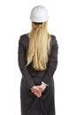 Coordenador woman back Imagens de Stock