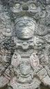 Copan honduras stela p west court Royalty Free Stock Images