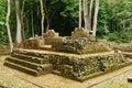 Copan Mayan ruins in Honduras Royalty Free Stock Photo