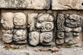 Copan Mayan ruins in Honduras Royalty Free Stock Photo