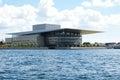 Copenhagen Denmark Opera House Royalty Free Stock Photo