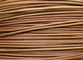 Copper cable computer network connection (texture background) Royalty Free Stock Photo