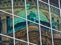 Copper Dome, Queen Victoria Building, Sydney, Australia Royalty Free Stock Photo