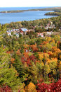 Copper harbor Royalty Free Stock Images