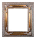 Copper vintage frame Royalty Free Stock Photo