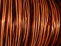 Copper wire 2 Stock Image