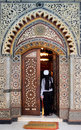 Coptic Church El Muallaqa (Cairo - Egypt) Royalty Free Stock Photo
