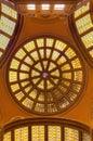 Copula Galleria Vittorio Emanuele III, Messina, Italy Royalty Free Stock Photo