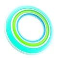 Copyspace Circular Round Frame...