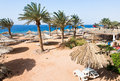 Coral bay beach in Aqaba Stock Images