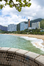 Coral bay hong kong china the beautiful view of in Royalty Free Stock Images