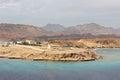 A coral reef off the coast of the Sinai Peninsula