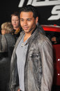 Corbin bleu los angeles ca march at the u s premiere of need for speed at the tcl chinese theatre hollywood Stock Photo