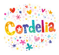 Cordelia girls name