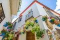Cordoba streets of the Juderia Royalty Free Stock Photo