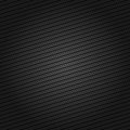 Corduroy black background, dotted lines Stock Photography