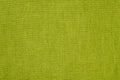 Corduroy full frame take of green fabric Stock Image