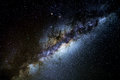 The core of our Milky Way Galaxy, in the dark skies of Atacama Desert, Chile