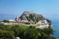 Corfu in Greece Royalty Free Stock Photo
