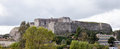 Corfu new fortress panorama the massive in town greece which was built during venetian rule by the duke of savoy Royalty Free Stock Photo