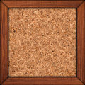 Cork background Royalty Free Stock Photo