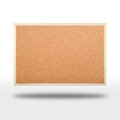Cork board it is a image Stock Photo