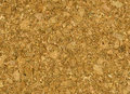 Cork board texture close up image of the Royalty Free Stock Photos