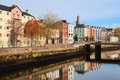 Cork, Ireland Stock Photography