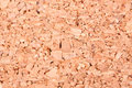 Cork Texture Royalty Free Stock Photo