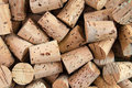 Corks of bottle Royalty Free Stock Photos