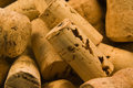 Corks Close Up 2 Stock Images