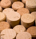 Corks wine Royalty Free Stock Photo